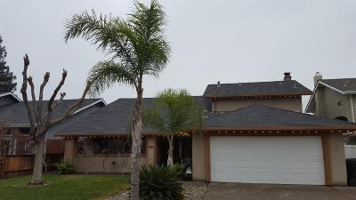 San Joaquin County Single Family Home For Sale: 580 Nancy Drive