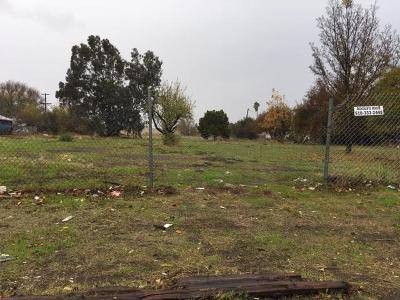 Stockton Residential Lots & Land For Sale: 716 North Filbert Street