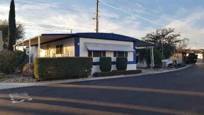 Sacramento Mobile/Manufactured For Sale: 4211 Brookside Drive