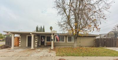 Manteca Single Family Home For Sale: 941 Trinity Street