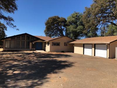 El Dorado County Single Family Home For Sale: 2470 Starbuck Road