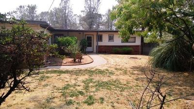Grass Valley Single Family Home For Sale: 315 Hughes Road