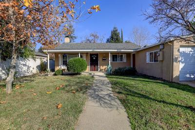 Roseville CA Single Family Home For Sale: $315,000