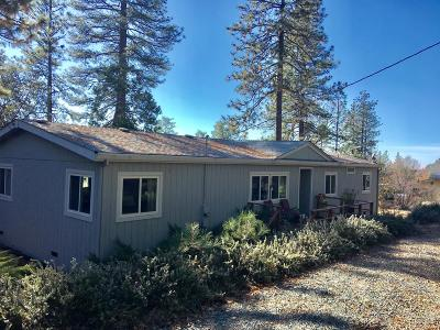 Pioneer CA Single Family Home For Sale: $325,000