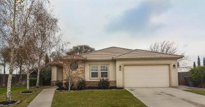 Manteca Single Family Home For Sale: 2150 Capistrano