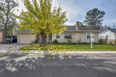 Stockton Single Family Home For Sale: 1824 West Sonoma Avenue