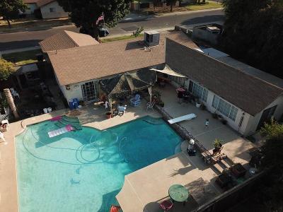 Modesto CA Single Family Home For Sale: $329,000