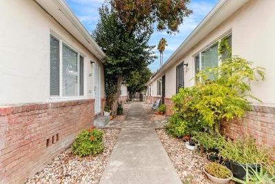Sacramento County Multi Family Home For Sale: 3656 5th Avenue