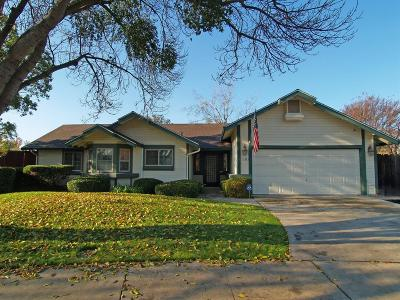 Modesto Single Family Home For Sale: 1800 Mansur Court