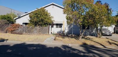 Modesto CA Multi Family Home For Sale: $299,000