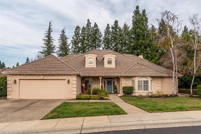 Rancho Murieta Single Family Home For Sale: 14650 Guadalupe
