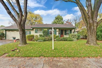 San Joaquin County Single Family Home For Sale: 1751 West Euclid Avenue