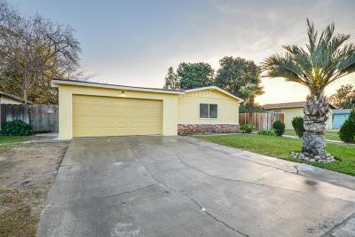 Merced Single Family Home For Sale: 1640 East 26th Street