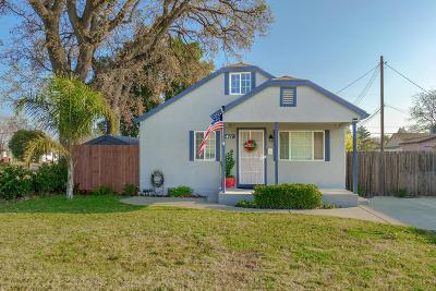 Sacramento County Single Family Home For Sale: 411 5th Street