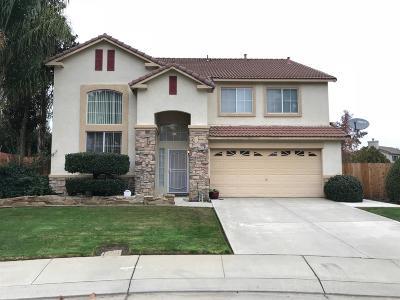 Stockton Single Family Home For Sale: 3615 Oklahoma Court