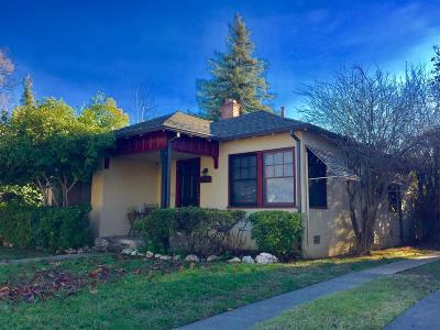 Sacramento County Single Family Home For Sale: 4300 E Street
