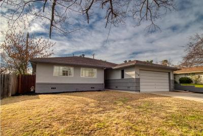 Roseville Single Family Home For Sale: 1118 Coloma Way