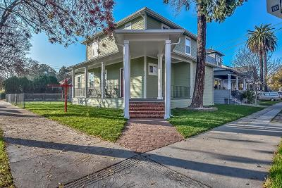 Stockton Single Family Home For Sale: 204 West Vine Street