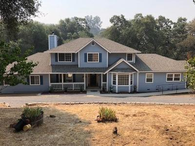 Placerville Single Family Home Contingent: 3280 Dakota Drive