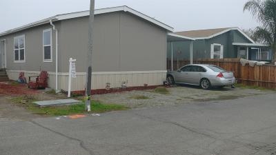 Manteca Mobile/Manufactured For Sale: 1624 South Highway Road