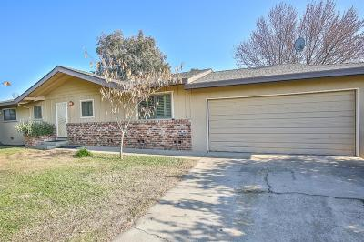 Roseville Single Family Home For Sale: 3369 Amoruso Way