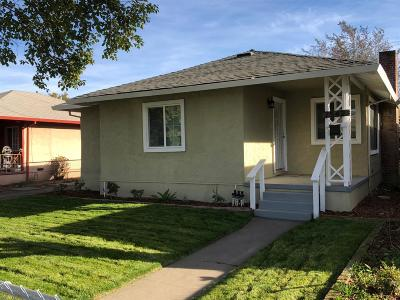 Stockton Single Family Home For Sale: 1542 Julian Street
