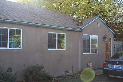 Sacramento CA Single Family Home For Sale: $185,000