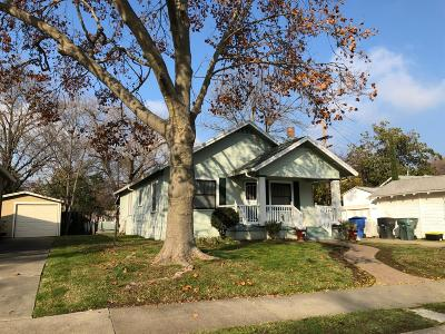 Sacramento Single Family Home For Sale: 1216 34th Street