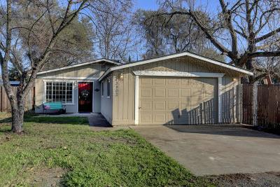 Loomis Single Family Home For Sale: 3403 Reyman Lane