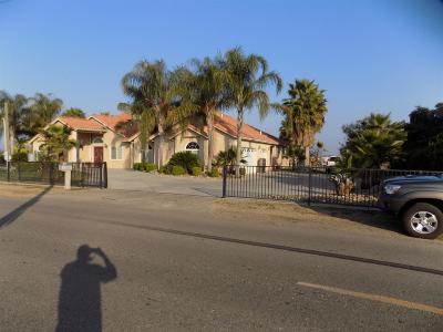 Atwater Single Family Home For Sale: 2600 Bert Crane