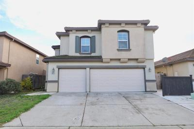 Sacramento Single Family Home For Sale: 8840 Billfish Way