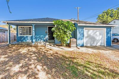 Stockton Single Family Home For Sale: 1328 Wilshire Avenue