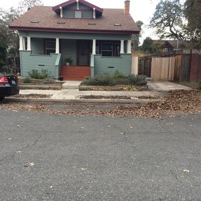 Stockton Single Family Home For Sale: 823 West Vine Street