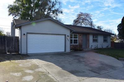 Carmichael Single Family Home For Sale: 5447 Hesper Way
