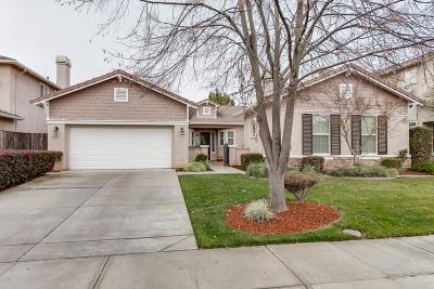 Modesto Single Family Home For Sale: 3021 Sundance Lake Drive