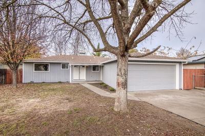 Rio Linda CA Single Family Home For Sale: $299,900