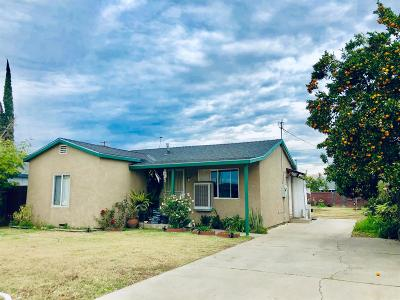 Modesto CA Single Family Home For Sale: $200,000