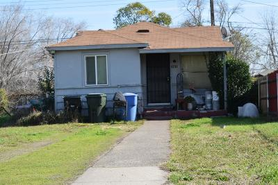 Sacramento Single Family Home For Sale: 3616 Branch Street