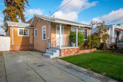 Oakland Single Family Home For Sale: 1931 104th Ave