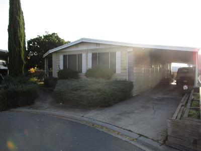 Sacramento Mobile/Manufactured For Sale: 3520 Clubhouse