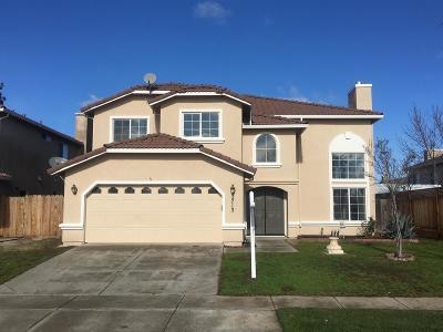 Modesto Single Family Home For Sale: 2713 Hillglen Avenue