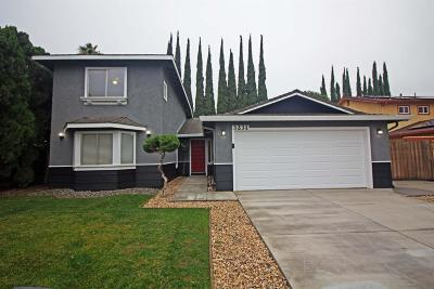 Tracy Single Family Home For Sale: 3231 Arnaudo Lane