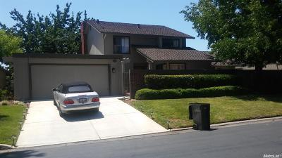 Fair Oaks Single Family Home For Sale: 8868 Bluff Lane