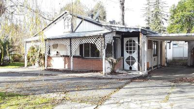 Woodland Single Family Home For Sale: 1267 Depot Street