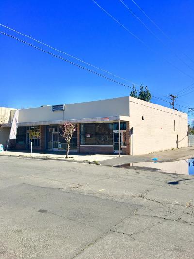 Modesto Commercial For Sale: 114 North Santa Cruz Avenue