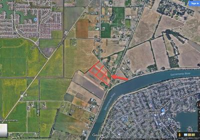 West Sacramento Residential Lots & Land For Sale: 4500 S. River Rd