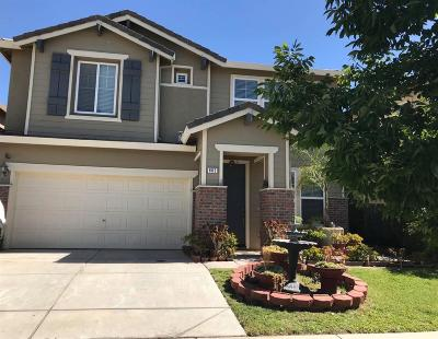 Merced Single Family Home For Sale: 662 Chandon Drive