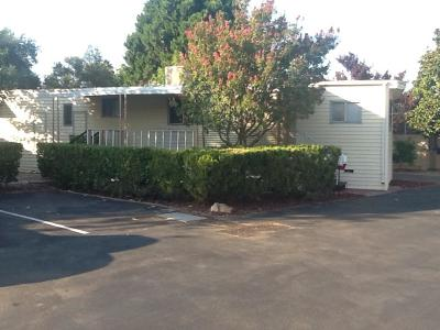 Citrus Heights Mobile/Manufactured For Sale: 63 Saxton