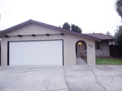 Manteca Single Family Home For Sale: 269 Grant Court