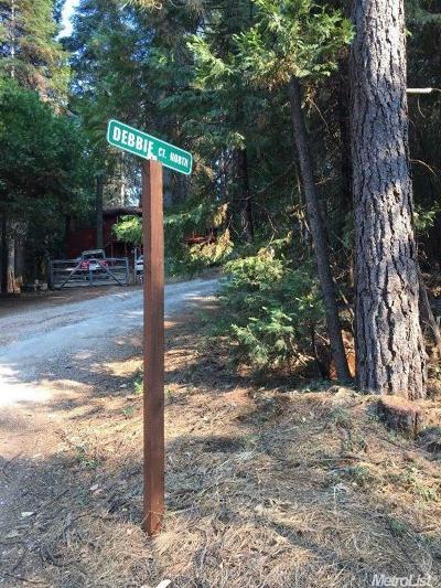 Pioneer Residential Lots & Land For Sale: 17725 Debbie Ct
